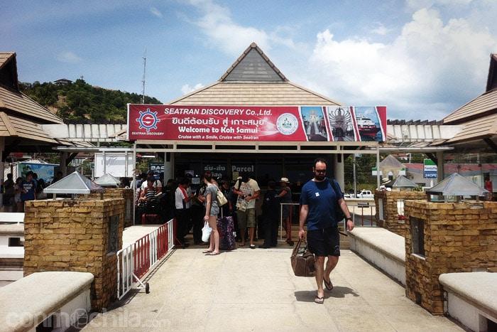 Puerto de Bang Rak