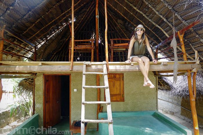 Sandy's Cabanas, nuestro capricho en la playa de Tangalle