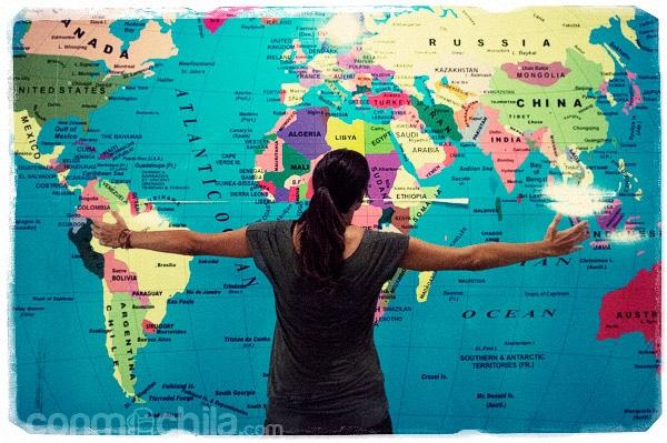 El mapa del mundo :-)