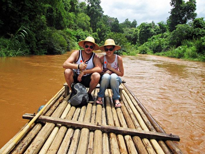 Itinerario de viaje a Tailandia: Marina y Toni