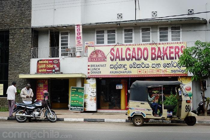 Fachada de Salgado Bakers