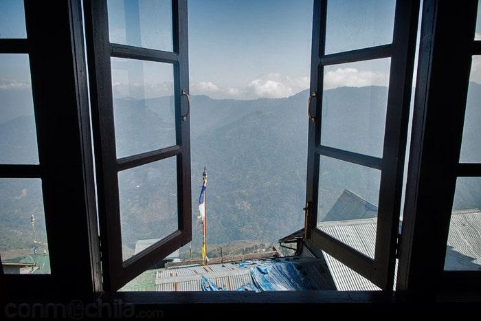 Las vistas desde la ventana
