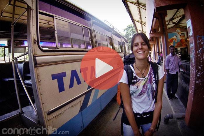 Vídeo 1 - Viaje a Sri Lanka 2014