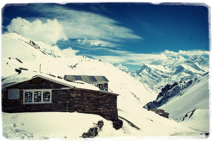 Vistas del High Camp