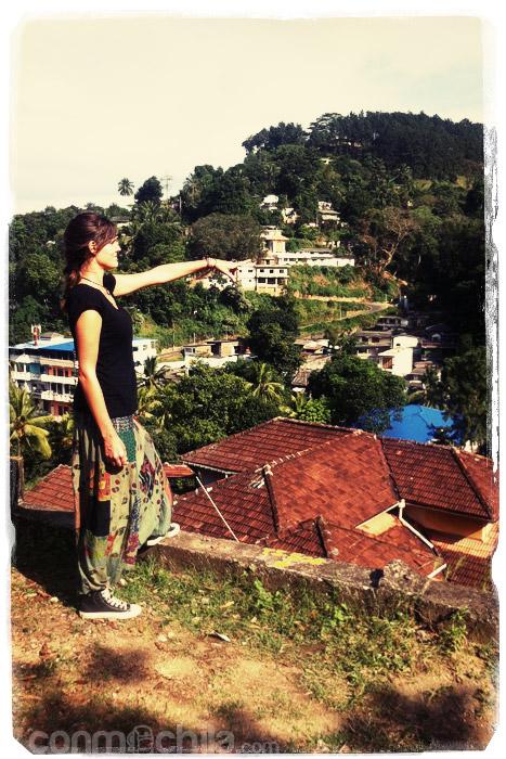 Vistas de Kandy