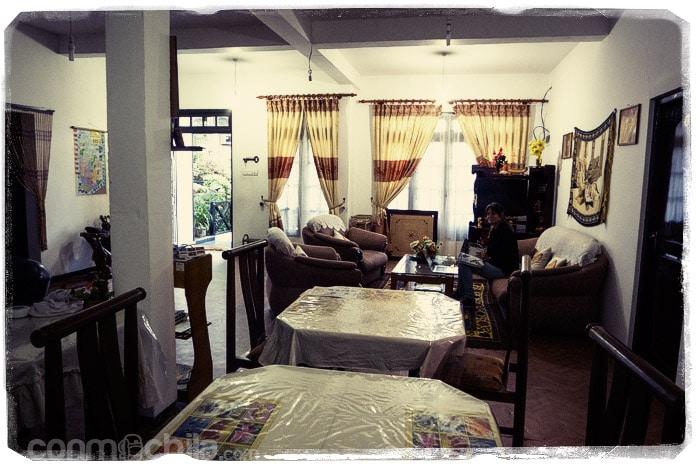 En nuestra cálida guesthouse