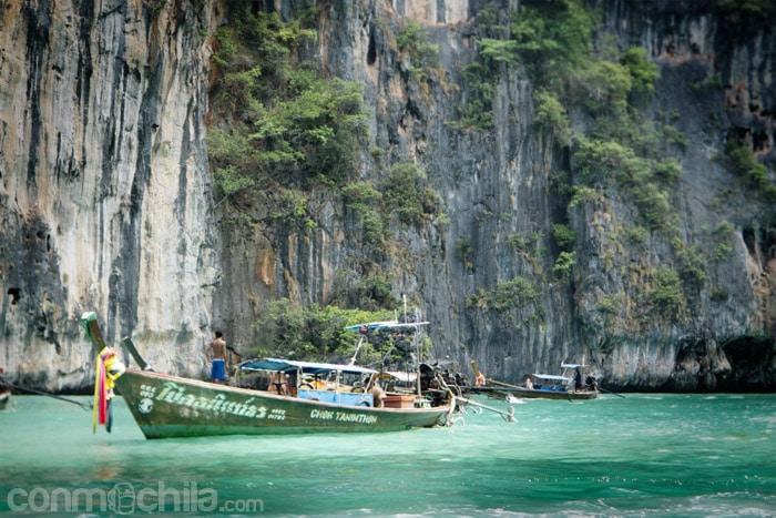 Vacunas para Tailandia
