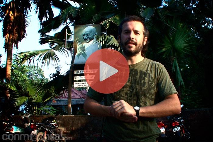 Vídeo 6 - Viaje a India 2013