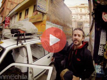Vídeo 3 Viaje a Nepal 2014 – Trek Annapurnas 1, Kathmandu – Syange