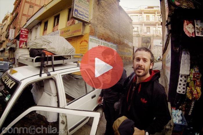 Vídeo 3 - Viaje a Nepal 2014