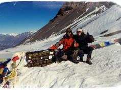 Cap. 10 – Cruzando el Thorong La, de los más altos del mundo