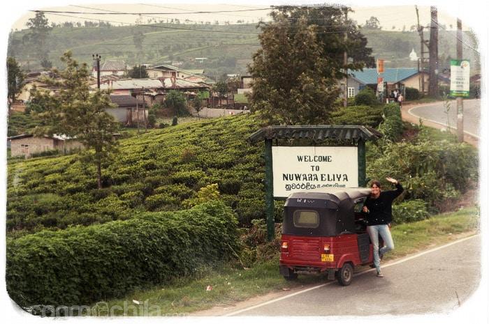 Bienvenidos a Nuwara Eliya