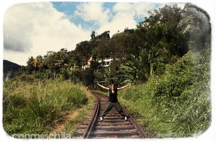 Camino de Elle Rock