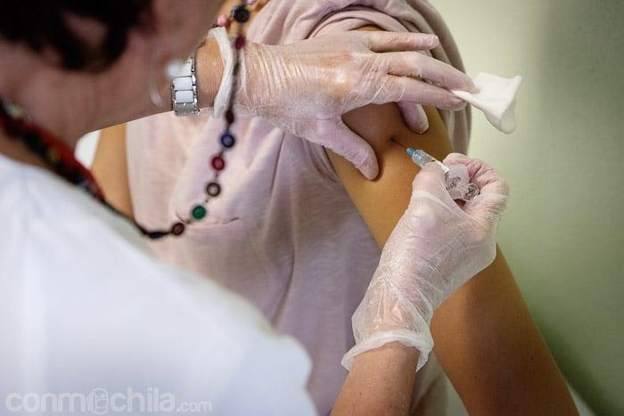Vacunas para Myanmar