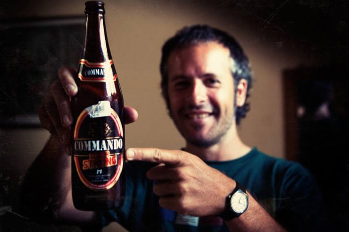 Kathmandu - Cerveza Commando Super Strong