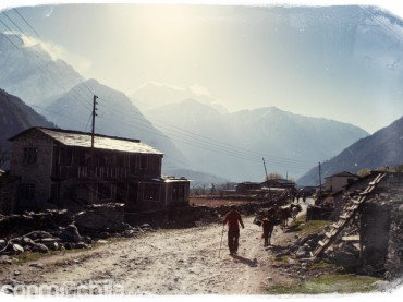 Cap. 12 – Tranquilas jornadas hasta Kalopani y Tatopani