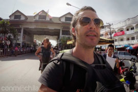 ¡Ya estamos en Tailandia!
