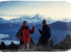 Cap. 14 – Subida al Poon Hill y llegada a Nayapul. Final del trekking