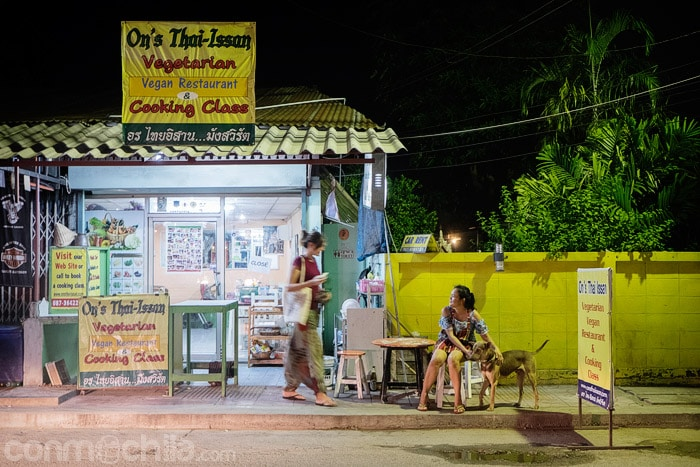 El restaurante On's Thai Issan