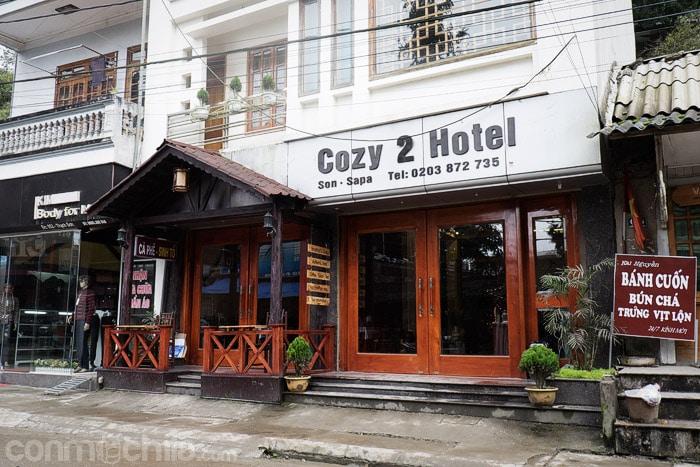 Cozy 2 Hotel de Sapa