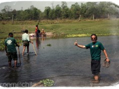 Cap. 16 – Agridulce Chitwan y adiós a Nepal