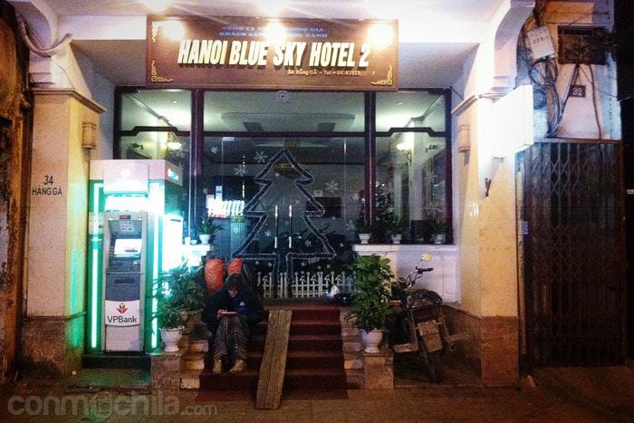 El Hanoi Blue Sky Hotel 2