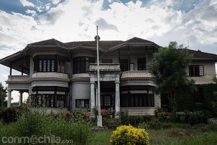 El palacio shan de Hsipaw