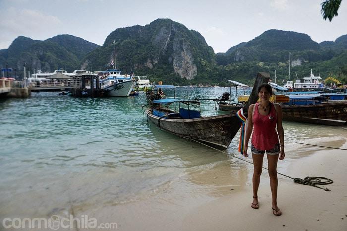 Puerto de Ko Phi Phi Don