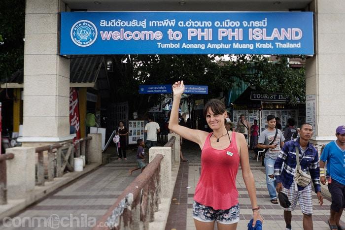 Adiós Ko Phi Phi
