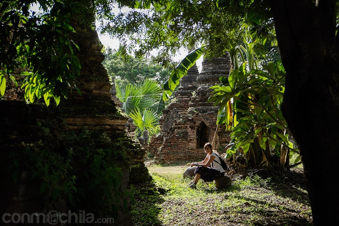 Little Bagan de Hsipaw
