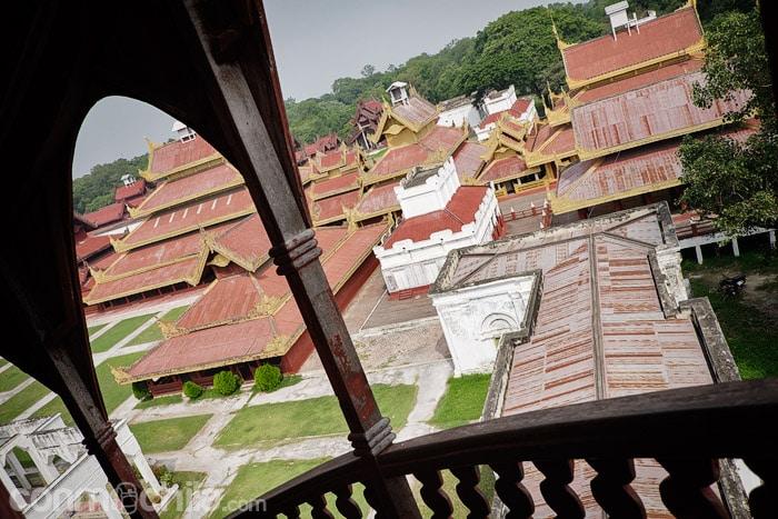 Vistas desde la torre