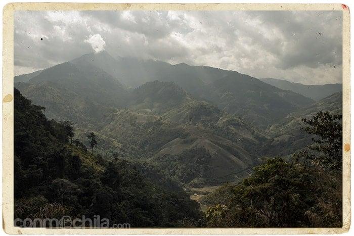 Los bonitos paisajes del comienzo