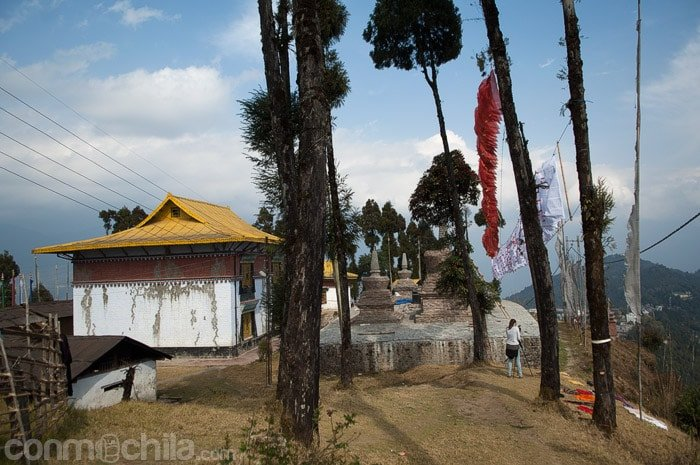 El monasterio Sanga Choeling de Pelling
