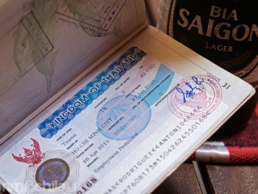 Cómo sacarse el visado de Tailandia en Ho Chi Minh city en Vietnam