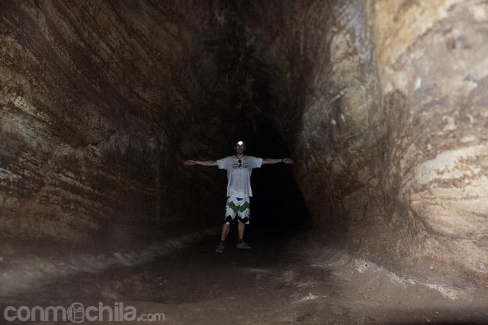 Otra imagen de la cueva