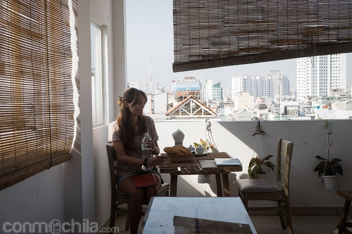 Desayunos al sol de Saigón