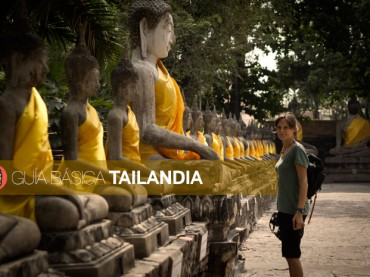 Guía básica para viajar a Tailandia por tu cuenta
