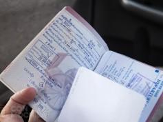 Cómo renovar tu pasaporte si te quedas sin hojas en Tailandia