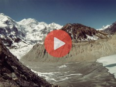 Vídeo 9 Nepal 2014 – Trek Annapurnas 7, Manang (visita al glaciar)