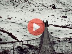 Vídeo 10 Viaje a Nepal 2014 – Trek Annapurnas 8, Manang – Ledar