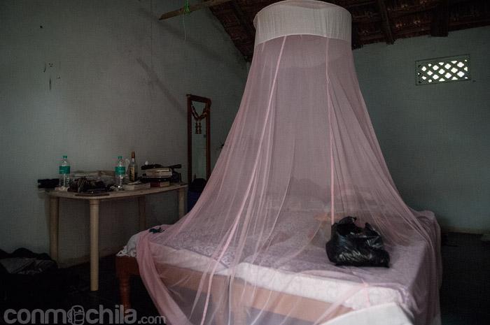 Interior de nuestra habitación