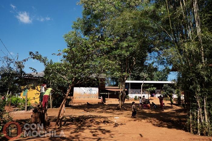 El proyecto-escuela Km42