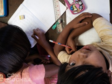 Colabora Birmania: ong de ayuda al inmigrante birmano en Tailandia
