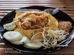 3 Lugares donde comer barato y bueno en Khlong Kong beach (Koh Lanta)