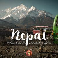 La más completa guía de viaje a Nepal de mochilero o por tu cuenta