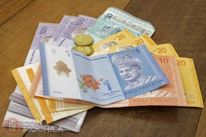El Ringgit, la moneda de Malasia