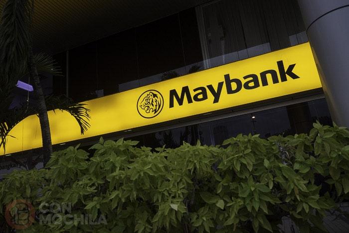 Maybank, uno de los bancos más populares