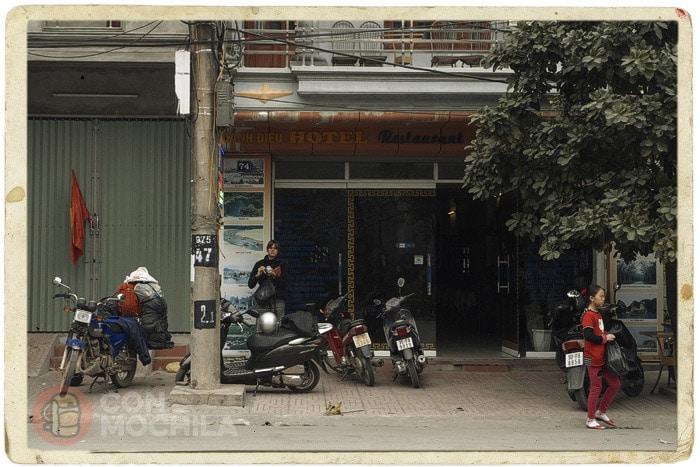 El hotel Canh Dieu de Ninh Binh