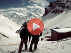 Vídeo 11 Viaje a Nepal 2014 – Trek Annapurnas 9, Ledar – High Camp