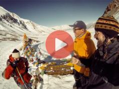Vídeo 12 Nepal 2014 – Trek Annapurnas 10, Cruzando el Thorong La Pass